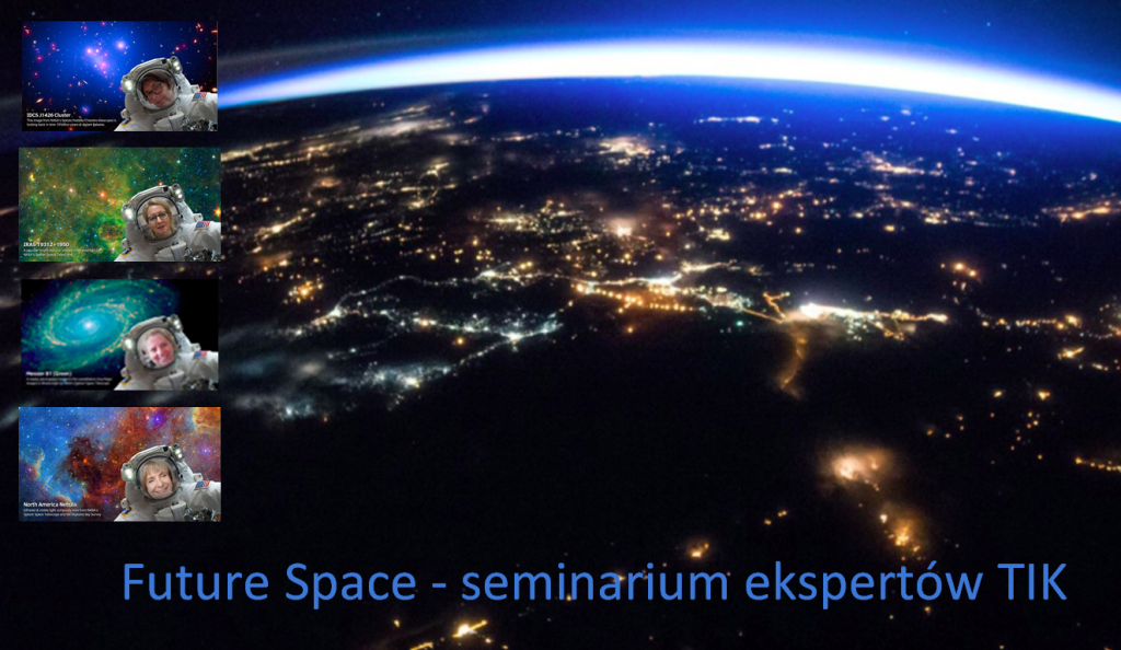 (Polski) Future Space – Seminarium ekspertów TIK